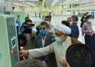 با حضور تولیت آستان قدس خط تولید نخ ظریف در نیشابور راه اندازی شد