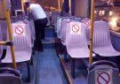 کرونا ۴۰ درصد ظرفیت اتوبوس های نیشابور را حذف کرد