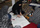 پایان دوره آموزشی ۴۶۰ ساعته نازک دوزی خیاطی در زندان نیشابور