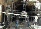 آغاز مرمت بازار تاریخی نیشابور
