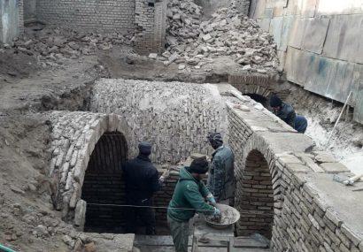 سرای تاریخی زهدی در نیشابور مرمت می شود