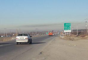 زنگ خطر آلودگی هوا در نیشابور