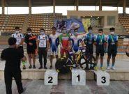 قهرمانی تیم هیئت دوچرخه سواری نیشابور در مسابقات لیگ جوانان کشوری