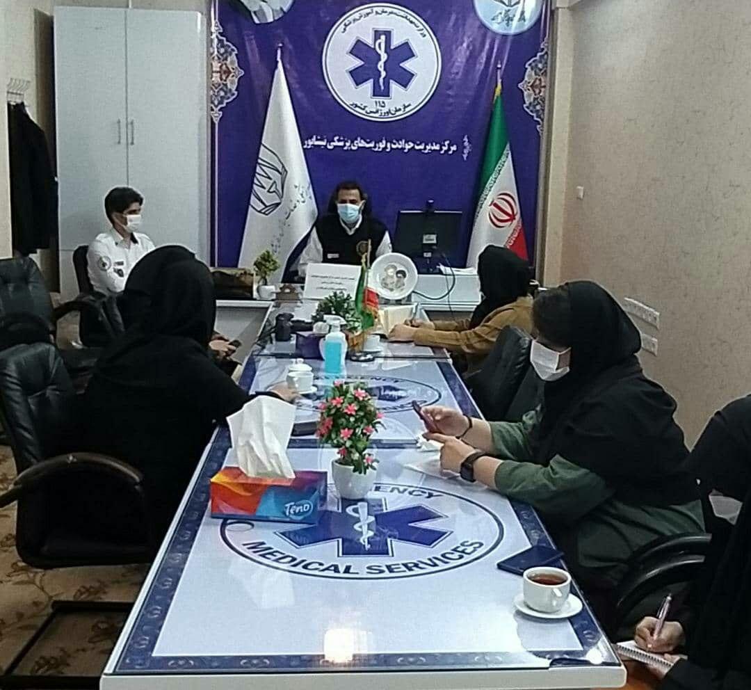 اورژانس نیشابور ۱۵دستگاه آمبولانس کمبود دارد
