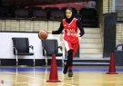 مهسا کرانی: من عاشق بسکتبال هستم