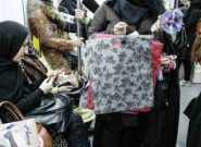 شرافت تنها موجودی بساط زنان دست فروش