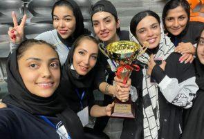 افتخار آفرینی بانوان ورزشکار نیشابوری در اولین دوره  رقابت های فیتنس قهرمانی کشور