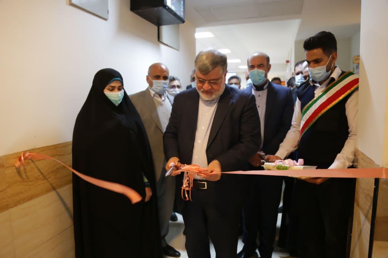استاندار چهار طرح عمرانی علوم پزشکی نیشابور را افتتاح کرد