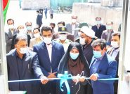 مراسم آغاز بهره برداری از طرح تصفیه خانه و خط انتقال آب شرب از سد بار به فیروزه